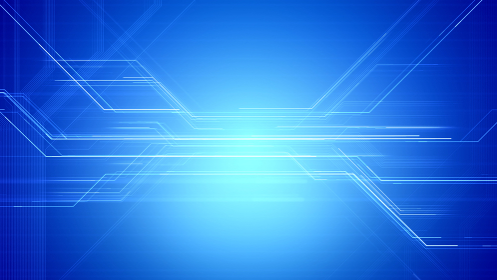 デジタル 回路 ネットワーク テクノロジー スペース 3D イラスト 背景 バック