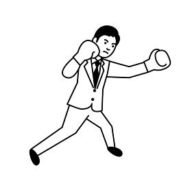 スポーツ 男性 ボクシング