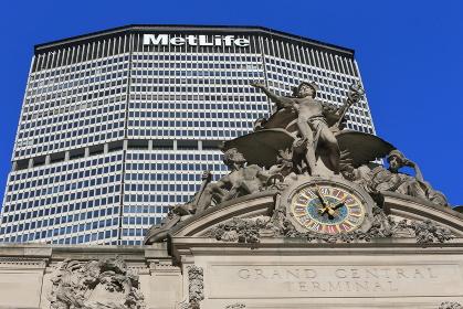 グランドセントラル駅 ニューヨーク アメリカ合衆国