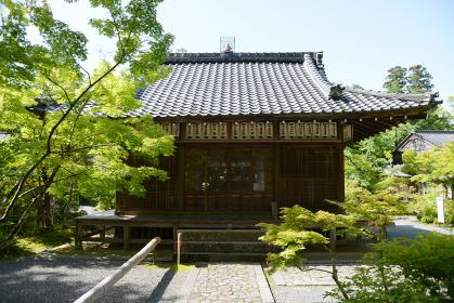 赤山禅院 拝殿 京都市左京区