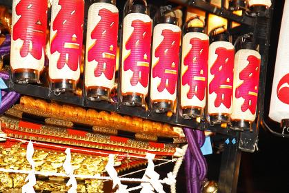夏祭り 神輿(上溝夏祭り)