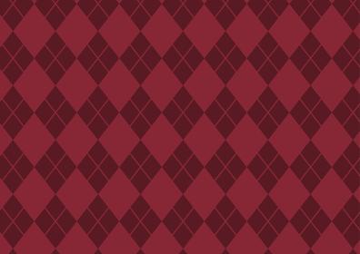ゴシックなピンク色チェックパターン