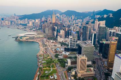 Central, Hong Kong, 11 September 2018:- Hong Kong business district