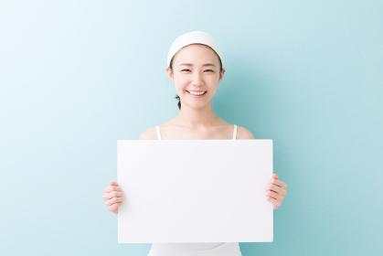 美容イメージ ホワイトボード
