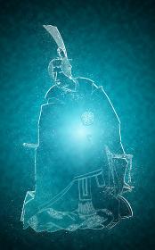 浮世絵 歌舞伎役者 その43 氷バージョン