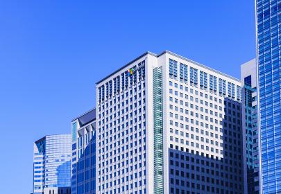 マイクロソフト 日本本社 【東京 都市風景】