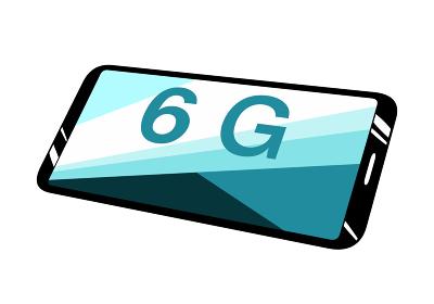 スマホ 6G 横画面 斜め