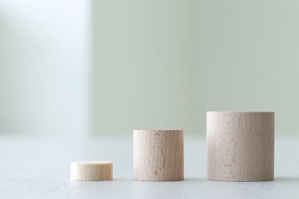 積み木のいろいろなパターン