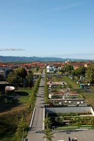 view of the grounds of the landesgartenschau landau 2015
