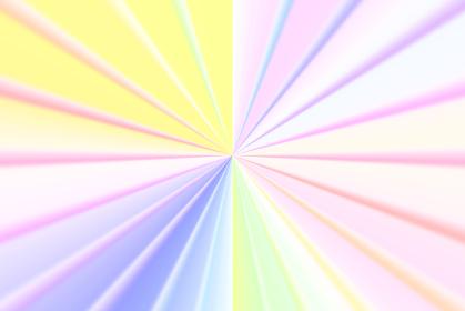 放射パターン1583