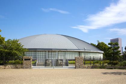 堺市大浜公園の相撲場