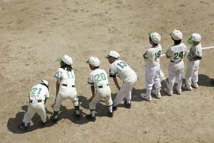 少年野球の控え選手