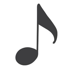 音符のベクターイラスト オーケストラ ブラス