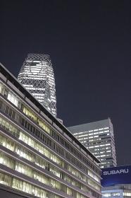 西新宿ビル夜景