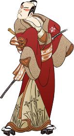 浮世絵 歌舞伎役者 その22